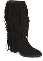 Aquatalia 'Lisette' Weatherproof Fringe Boot (Women)
