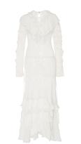 Ulla Johnson Calliope Crochet Midi Dress