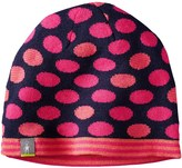 Smartwool Reversible Wintersport Dot Hat - Merino Wool (For Kids)