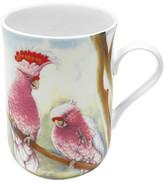 Maxwell & Williams Birds Of Australia Major Mitchell's Cockatoos Mug