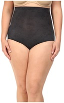 Spanx Plus Size Pretty Smart High Waisted Brief