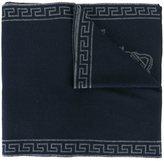 Versace Medusa Greca scarf - men - Silk/Wool - One Size