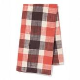 Pehr Designs Slubby Cotton Tea Towel in Plumb & Berry