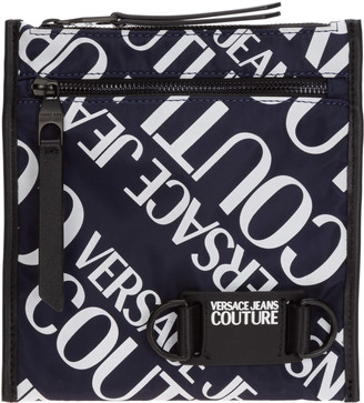 Versace Jeans Couture Tropical Baroque Crossbody Bags