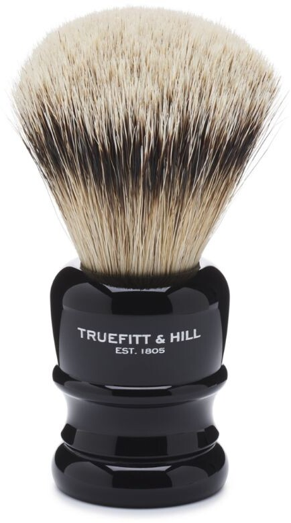 Truefitt & Hill Ebony Wellington Shaving Brush