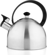 Tools of the Trade Brushed Stainless Steel 2 Qt. Tea Kettle