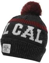 Soul Cal SoulCal Mens Svarog Hat Bobble Winter Knitted