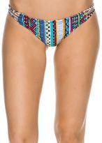 Volcom Locals Reversible Cheeky Bikini Bottom