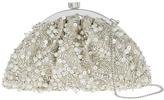 Accessorize Eleanora Pearly Clipframe Clutch Bag