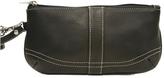 Piel Women's Leather Ladies Large Wristlet 2768