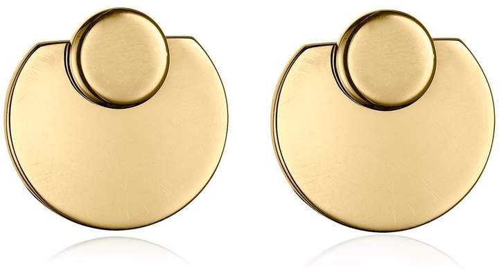 Vita Fede Moneta Full Earrings
