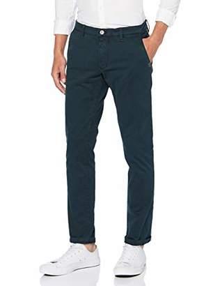 Camel Active Men's 477825/2930 Trouser, (Dark Green 39), W38/L32 (Size: 38/32)