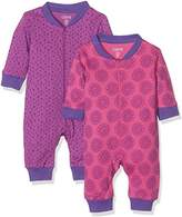 Care Baby Girls Anka1 Sleepsuit, Pink (Rose pink)