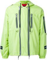 99% Is zipped hooded jacket
