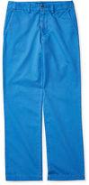 Ralph Lauren 8-20 Slim-Fit Cotton Twill Pant