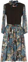 Mariagrazia Panizzi Knee-length dresses