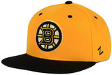Zephyr Boston Bruins Snapback Cap