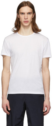 Paul Smith White Cotton T-Shirt