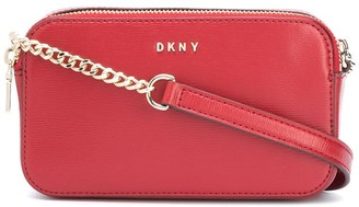 DKNY Logo-Plaque Cross-Body Bag