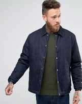 Edwin Denim Coach Jacket