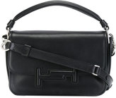 Tod's fold-over closure crossbody bag - women - Leather - One Size