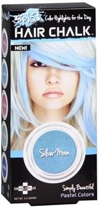 Splat Hair Chalk, Silver Moon