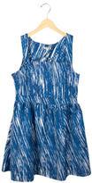 Kenzo Girls' Printed A-Line Dress w/ Tags