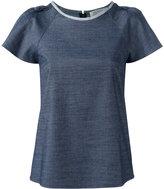 Goat Darby T-shirt - women - Cotton/Polyamide/Viscose - 6