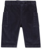 Petit Bateau Baby boy stretch velours pants