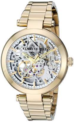 Kenneth Cole New York Female Quartz Watch with Stainless Steel Strap