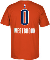 adidas Men's Russell Westbrook Oklahoma City Thunder Player T-Shirt