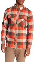 Tavik Vincent Regular Fit Plaid Shirt