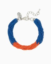 Charming charlie Painted Chains Party Bracelet