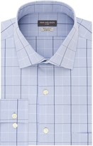 Van Heusen Mens Flex Collar Regular-Fit Stretch Dress Shirt