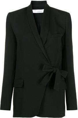 IRO bow-tie detail blazer