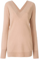 Equipment V-neck cashmere jumper