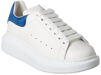 Alexander McQueen Oversized Leather Sneaker