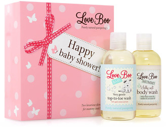 Love Boo Happy Baby Shower