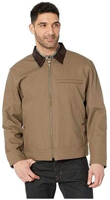 Filson Tacoma Work Jacket (Dark Mushroom) Men's Coat