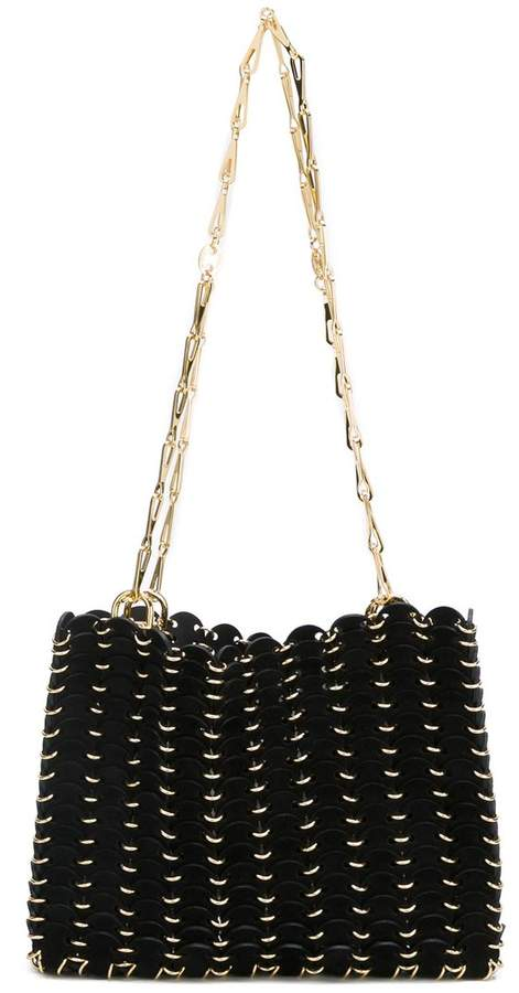 Paco Rabanne chain-mail shoulder bag