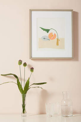 Soicher Marin Susan Hable For Still Life Series - Cantaloupe Wall Art