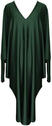 Riona Treacy Green Reversible Ghost Dress