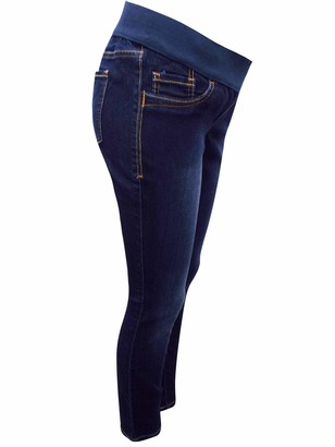 Gap Old Navy EX Maternity Jeans Under Bump Size 6 to 18 Leg Length 31 Inches (UK Size 16 Leg Length 31 Inches)