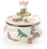 Mackenzie Childs MacKenzie-Childs Butterfly Garden Squashed Pot