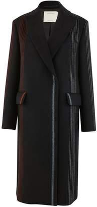 Sportmax Veletta woollen coat