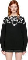 Marcelo Burlon County of Milan Ssense Exclusive Black Kion Sweatshirt