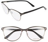 Tom Ford Women's 54Mm Optical Glasses - Black