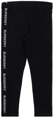 Burberry Cotton Jersey Leggings