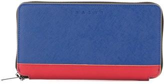 Marni Long Two-Tone Wallet