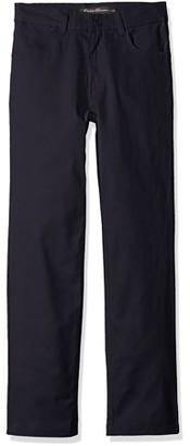 Eddie Bauer Boys 4-7 School Uniform Stretch Twill 5 Pocket Straight Leg Pants
